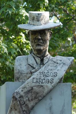 Monument-El-Burgo-Malaga
